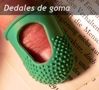 dedales-de-goma