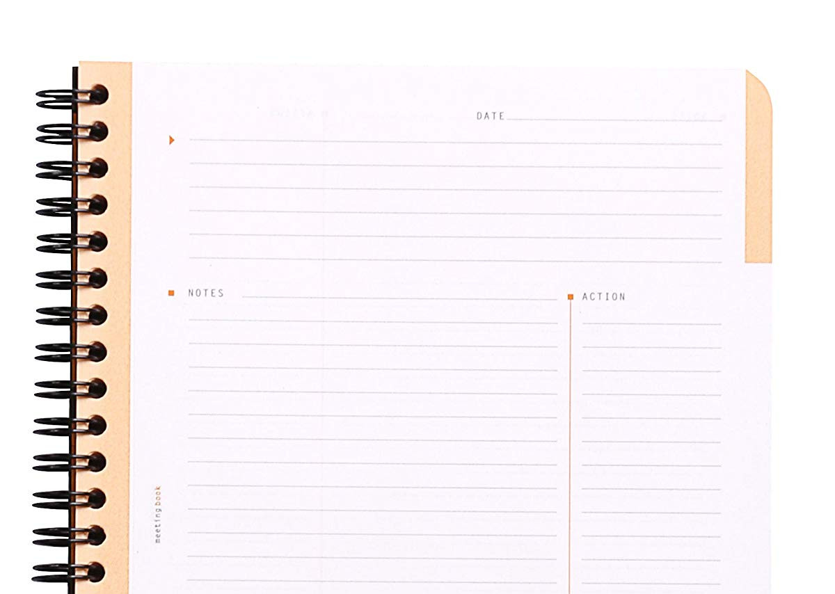Cuadernos para reuniones de trabajo Rhodia Meeting Book