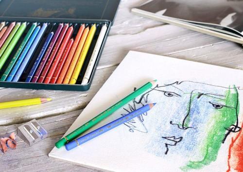 Lápices de colores Polychromos