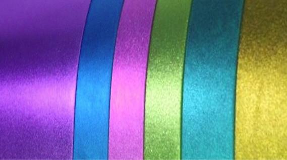 Láminas de goma eva metalizadas