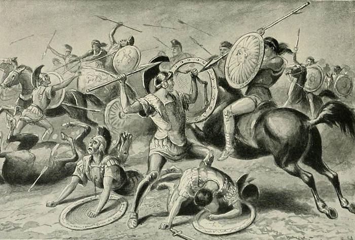batalla de Leuctra tebas y esparta